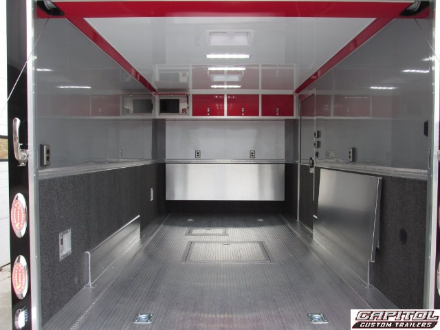 2016 Intech Trailers Icon CUSTOM ALUMINUM