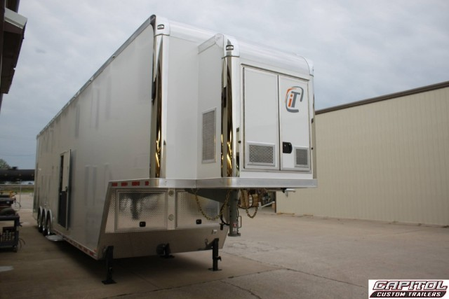 Intech Trailers Icon  2016