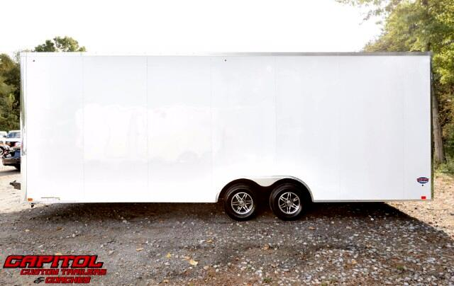 2017 United Trailers UXT 26ft Race Trailer SOLD UNIT