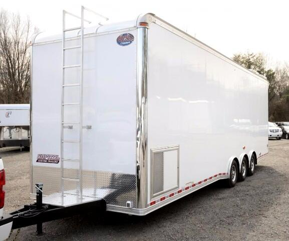 2017 United Trailers Super Hauler 30ft Dirt Late Model SOLD UNIT
