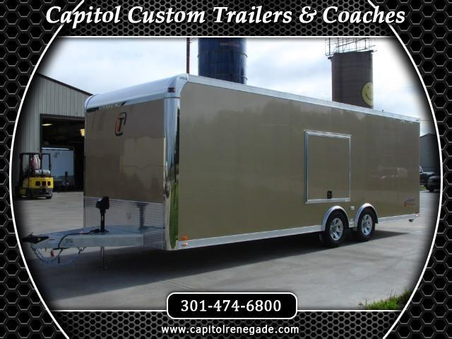 2016 Intech Trailers Custom