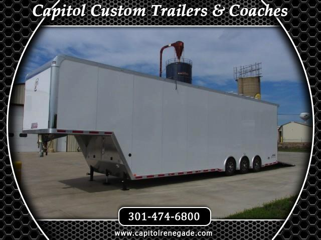 2016 Intech Trailers Gooseneck