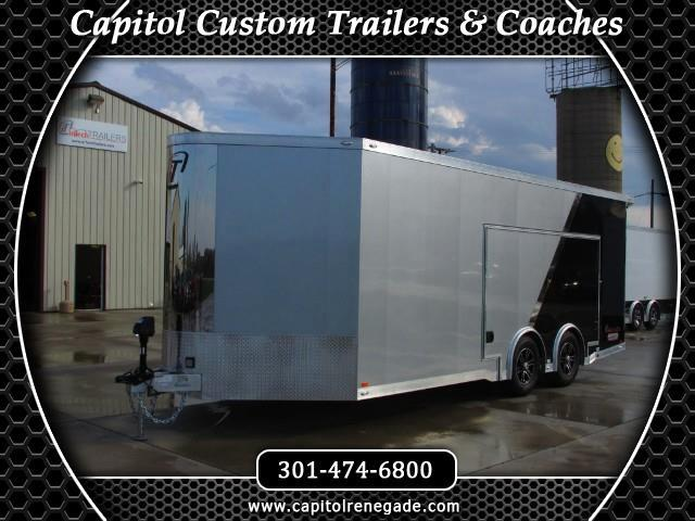 2017 Intech Trailers Custom