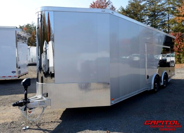 2017 Intech Trailers Custom SOLD UNIT