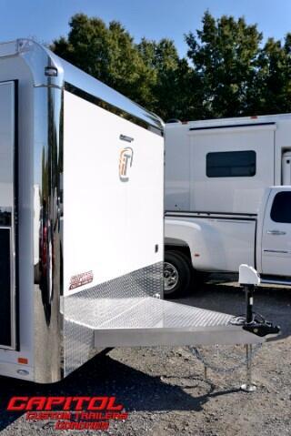 2017 Intech Trailers Custom 24ft Full Access Door SOLD UNIT