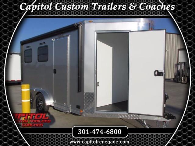 2017 Intech Trailers Custom
