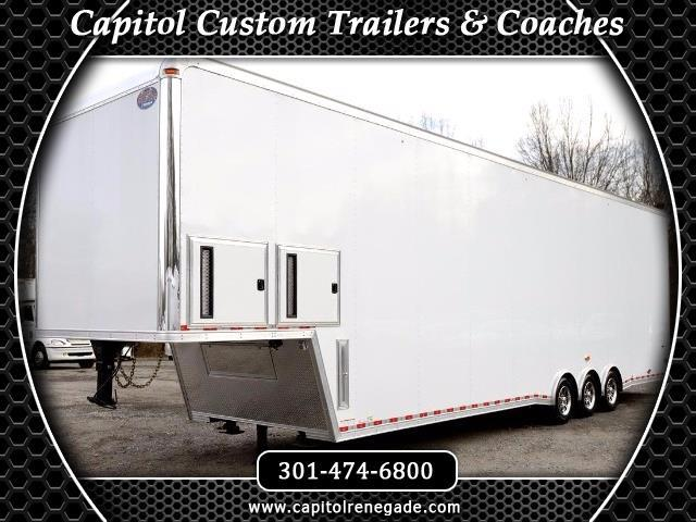 2019 United Trailers Gooseneck SOLD UNIT
