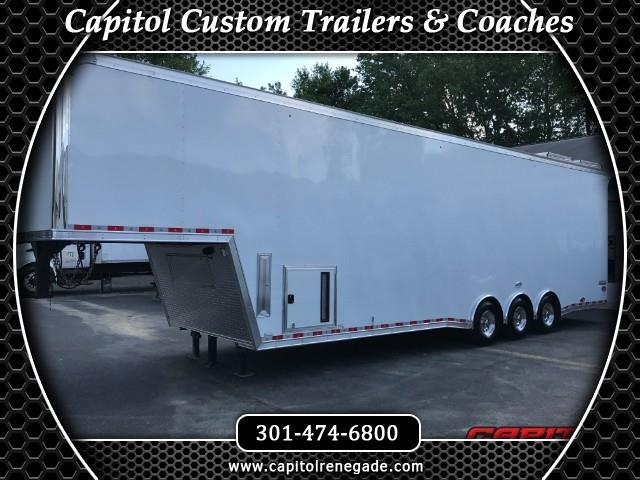 United Trailers Gooseneck  2017