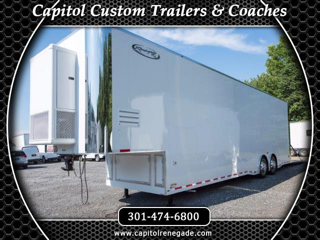 2018 Renegade Trailer 42ft Renegade Liftgate SOLD UNIT