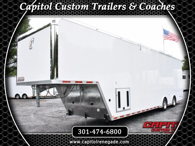 Intech Trailers Gooseneck  2020