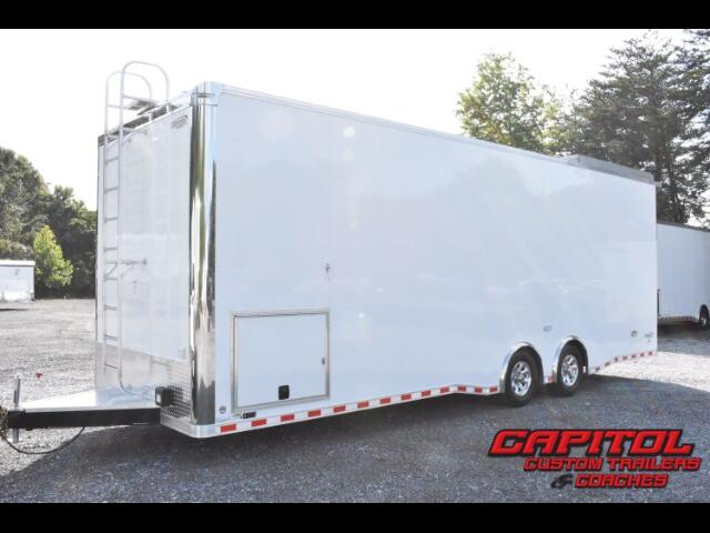 2018 Bravo Trailers Star 28ft Sprint Car Trailer SOLD UNIT