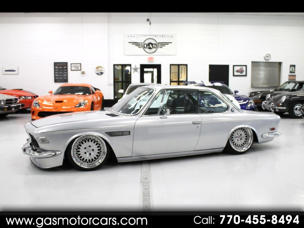 1971 BMW 3.0CS Coupe