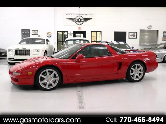 1997 Acura NSX Coupe