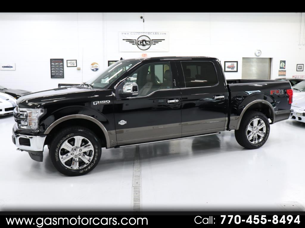 2018 Ford F-150 King-Ranch SuperCrew 5.5-ft. 4WD