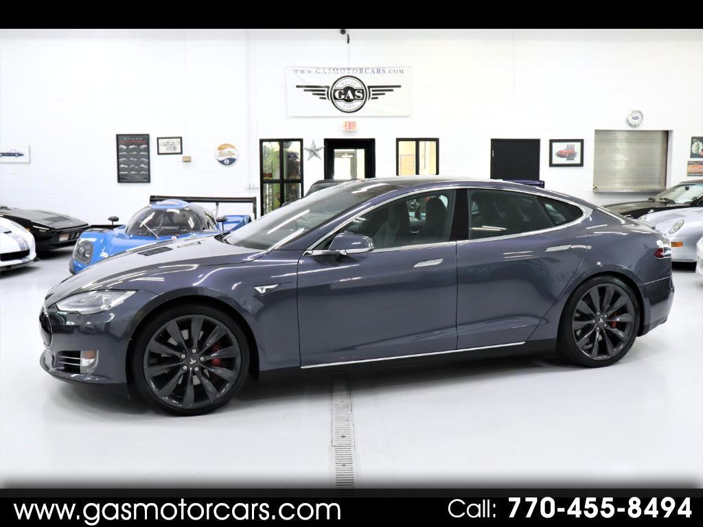 2014 Tesla Model S 4dr Sdn AWD P85D