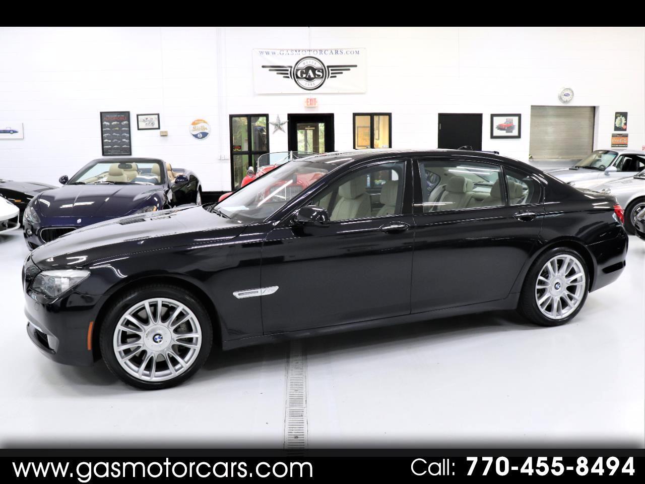 2010 BMW 7-Series 760Li