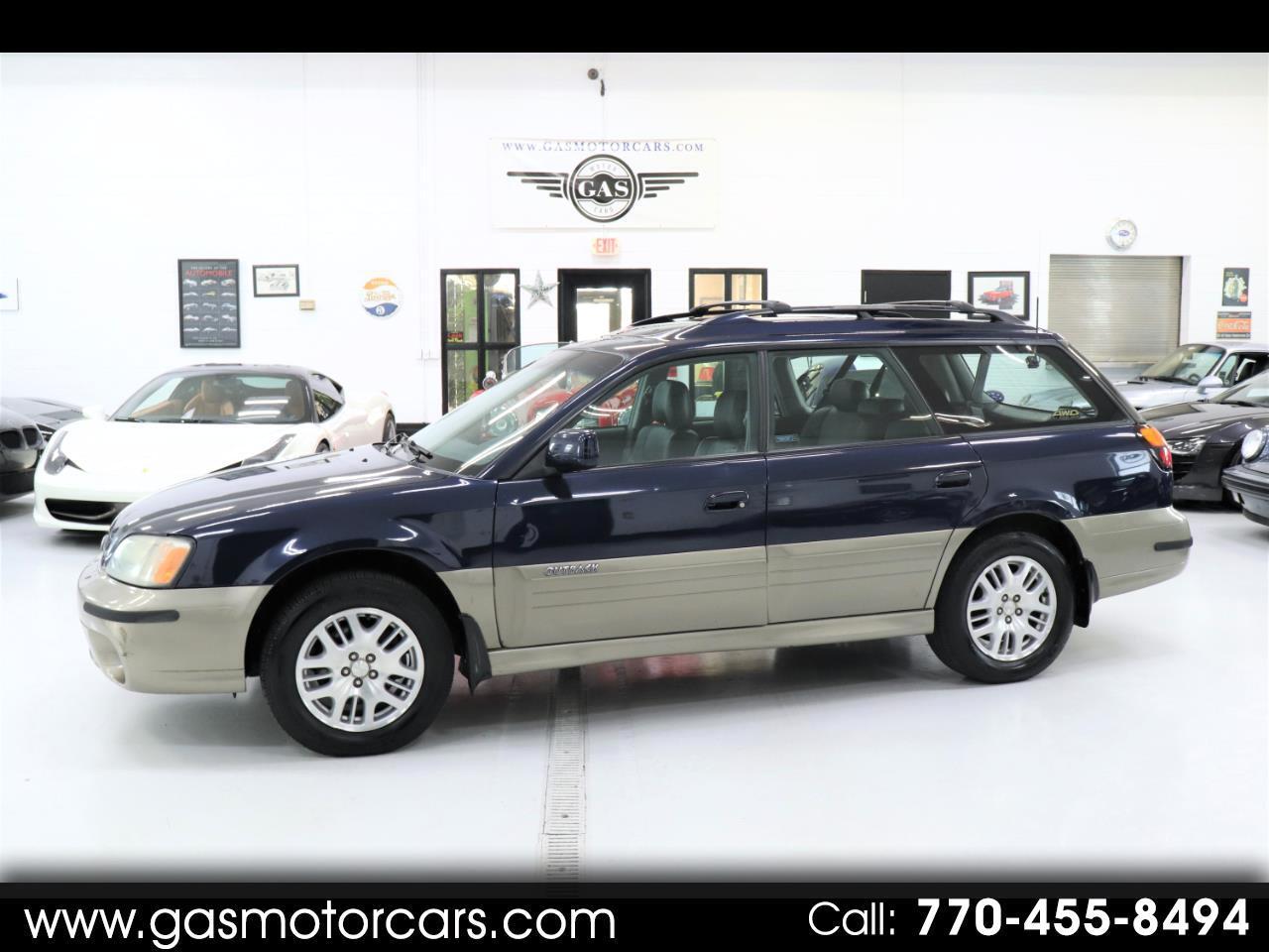 2004 Subaru Outback Limited Wagon