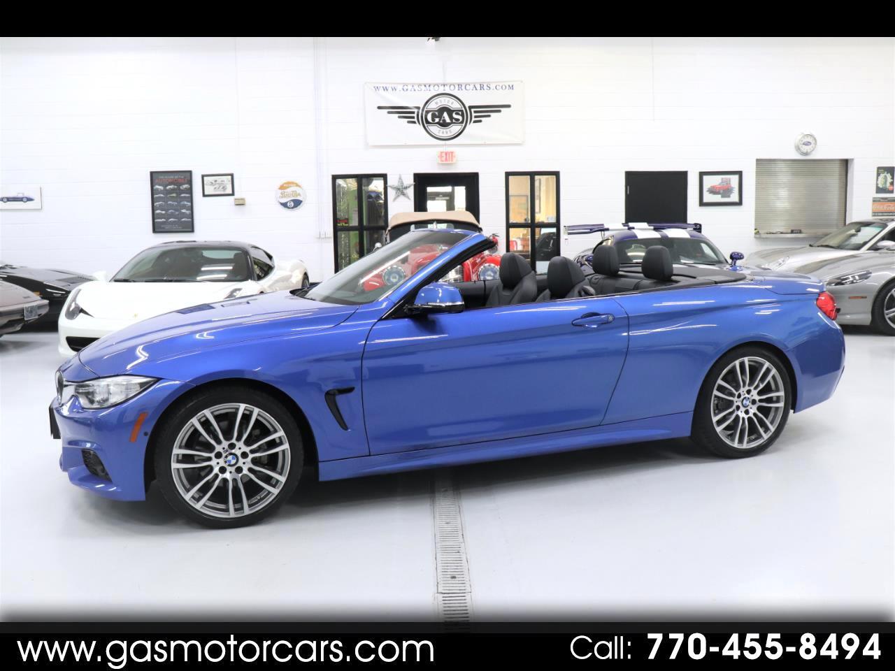 2015 BMW 4-Series 428i Convertible