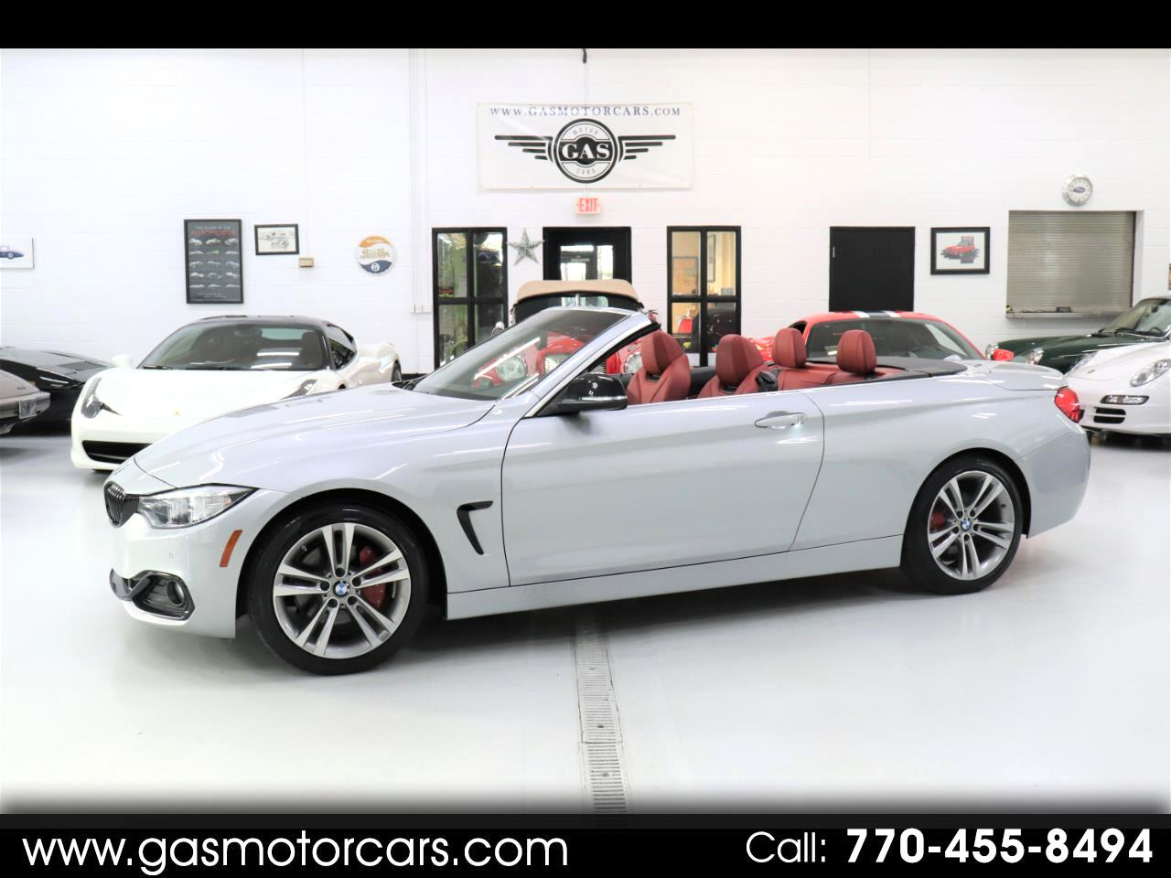 2015 BMW 4-Series 428i convertible