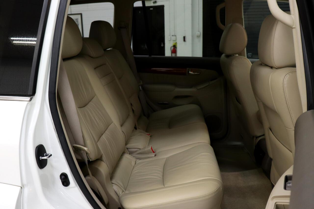 2006 Lexus GX 470 Sport Utility