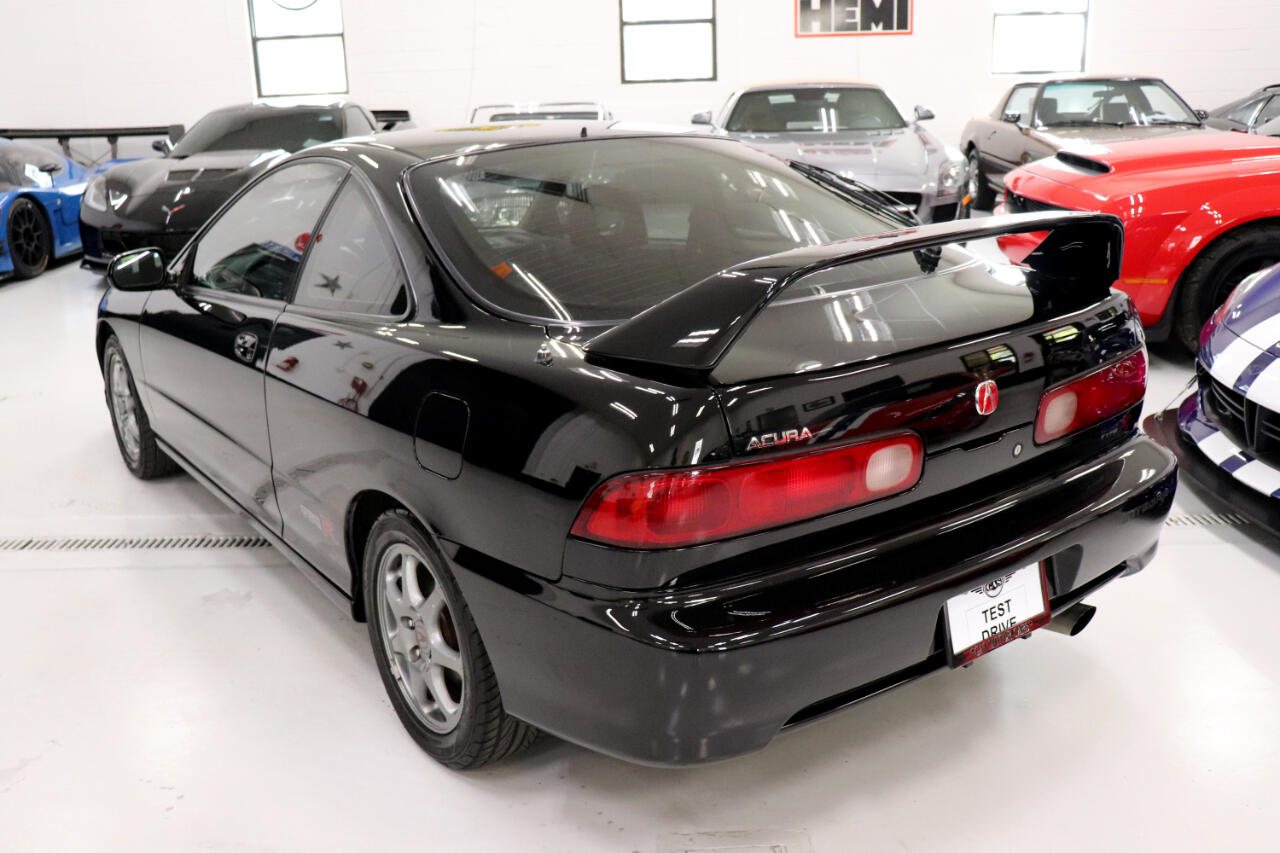 2000 Acura Integra Type R Coupe
