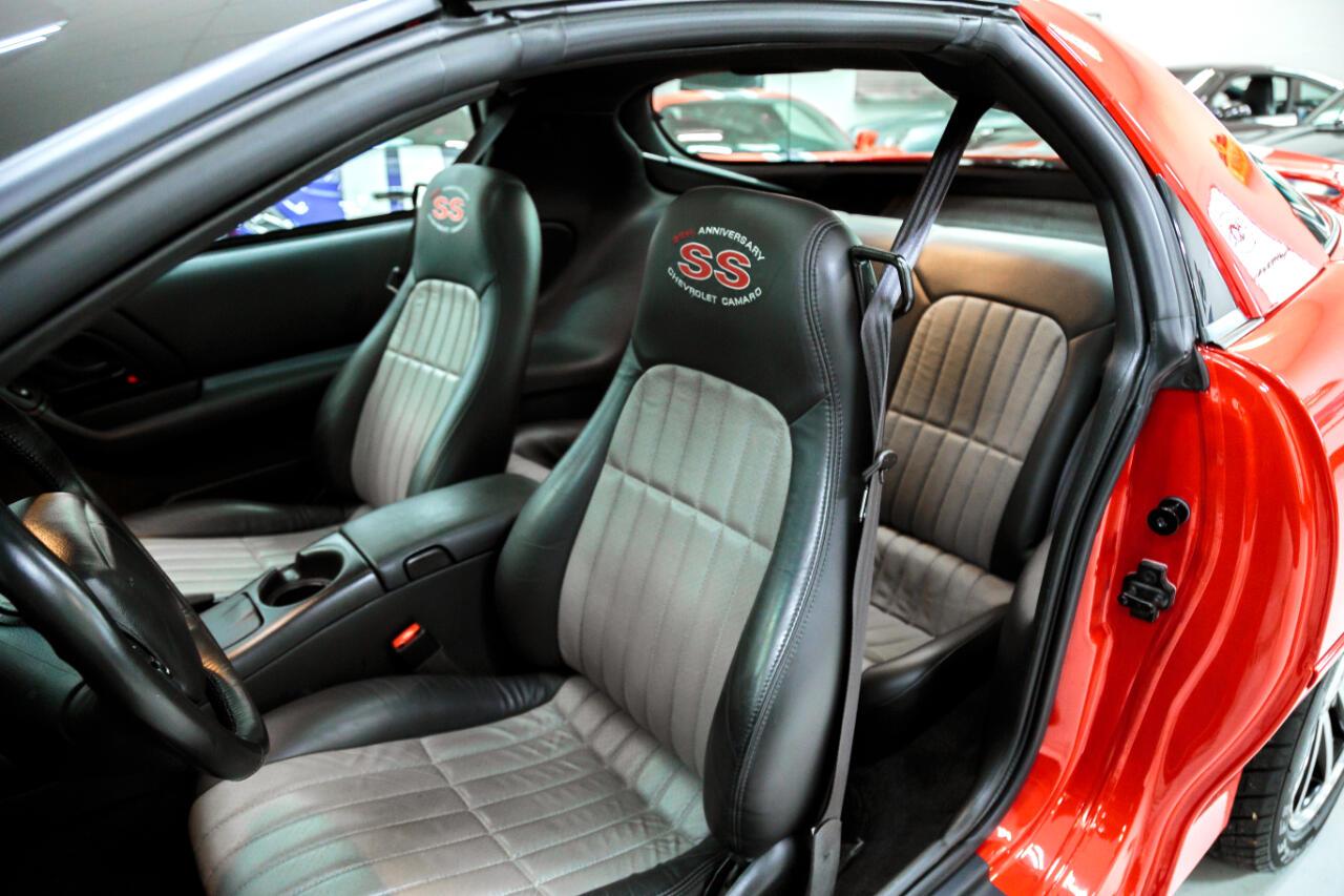 2002 Chevrolet Camaro Z28 Coupe