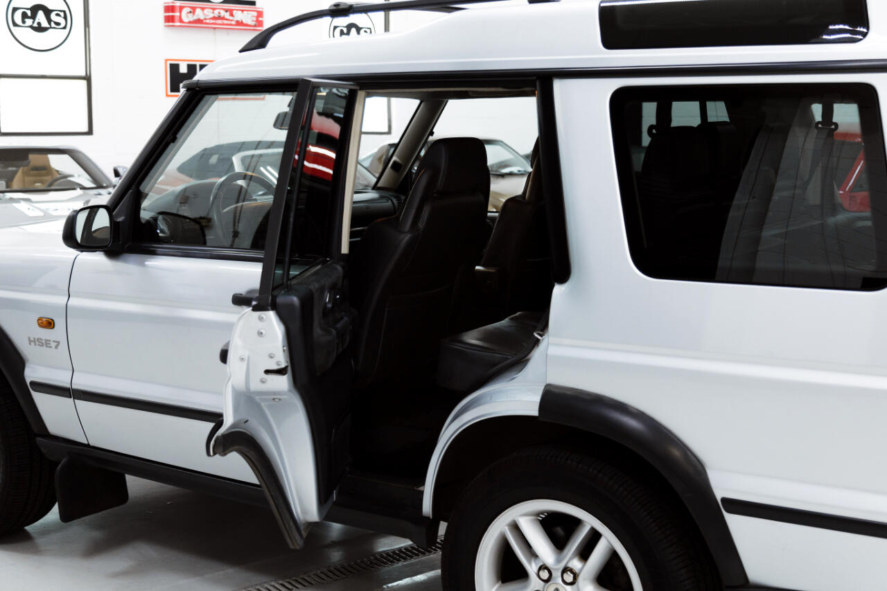 2003 Land Rover Discovery HSE 7