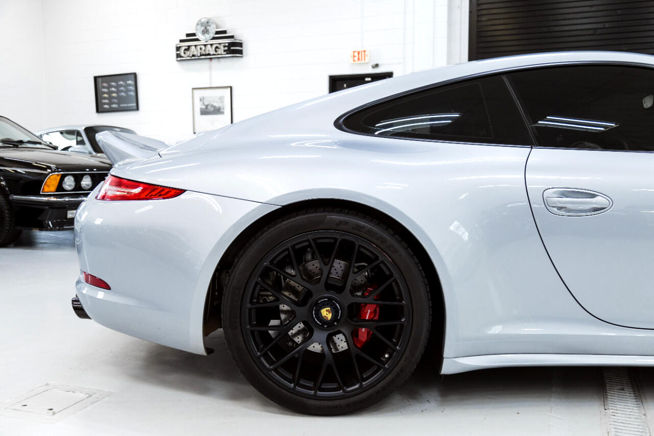 2016 Porsche 911 CARRERA GTS COUPE