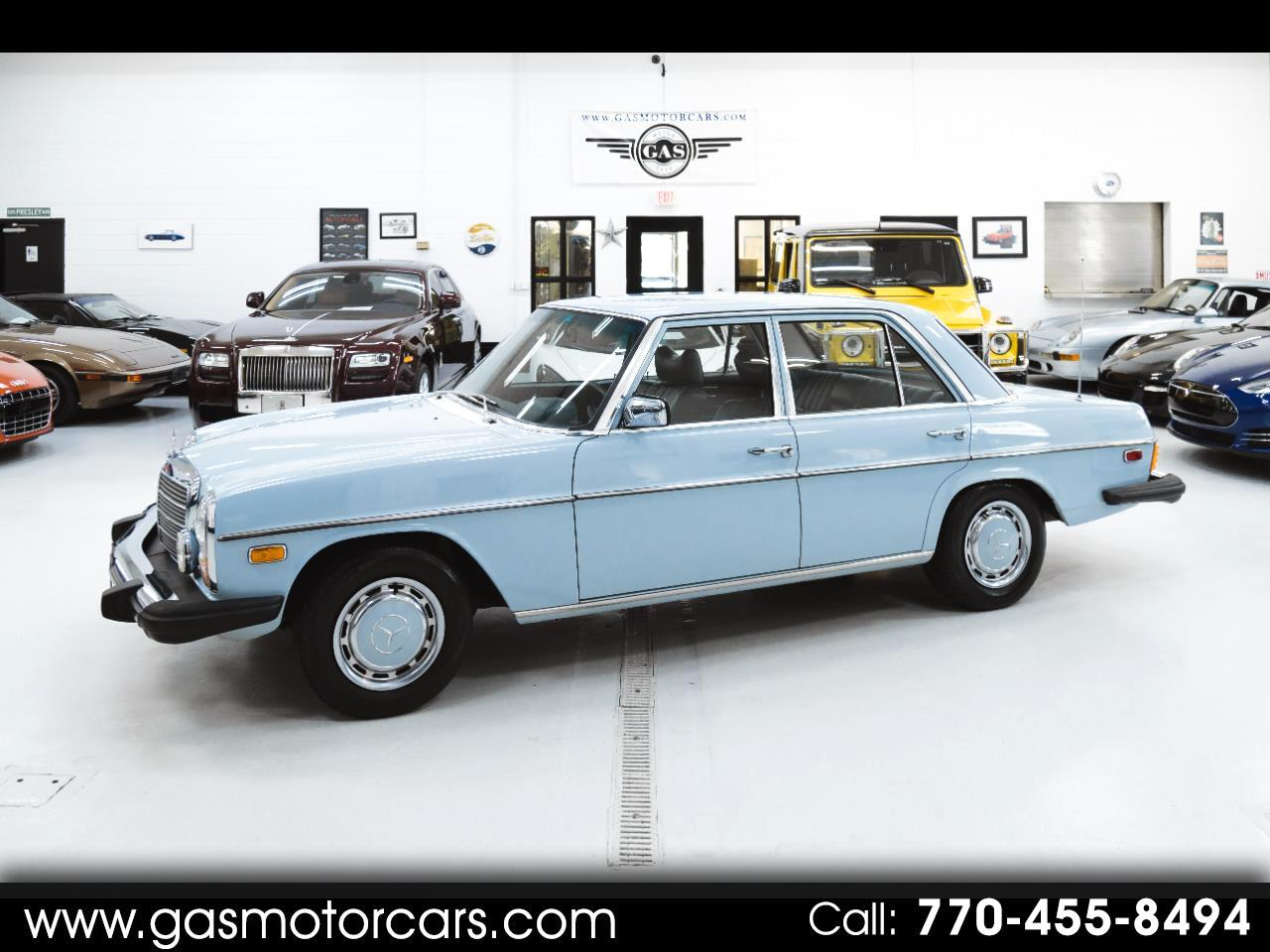 Mercedes-Benz 300 D 1976