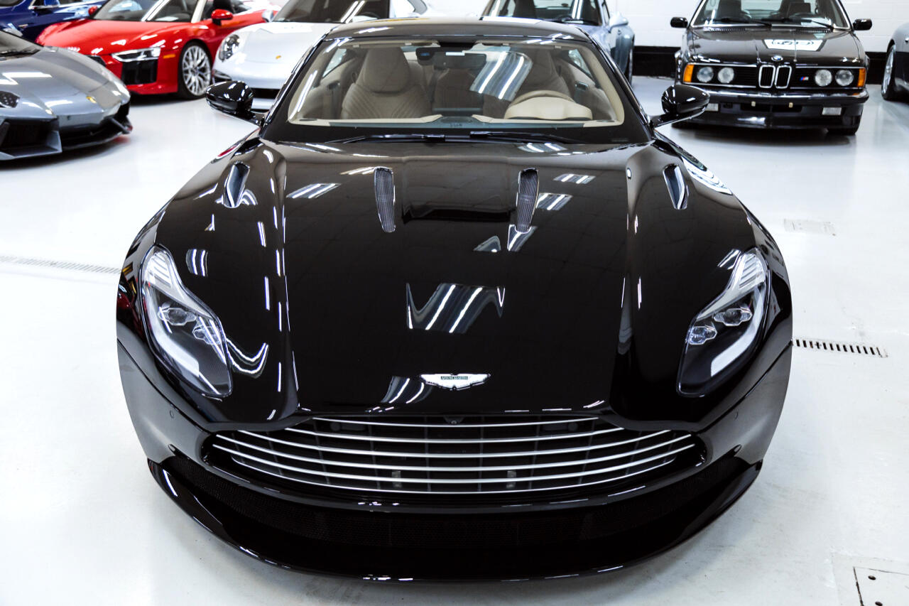 2017 Aston Martin DB11 Coupe