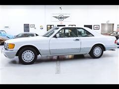 1991 Mercedes-Benz 560