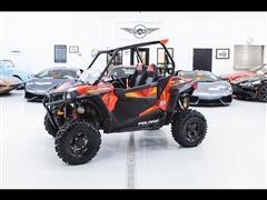 2017 Polaris RZR 1000 S