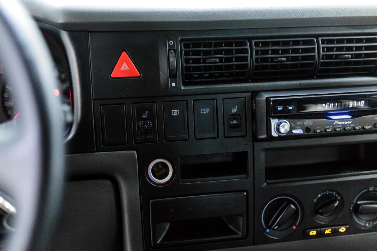 2003 Volkswagen EuroVan WESTFALIA