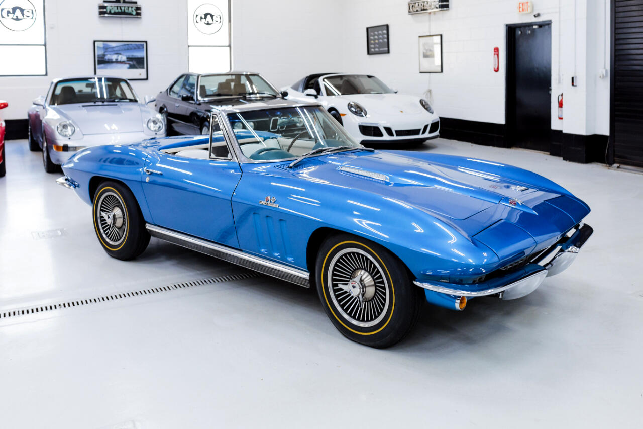 1966 Chevrolet Corvette Roadster