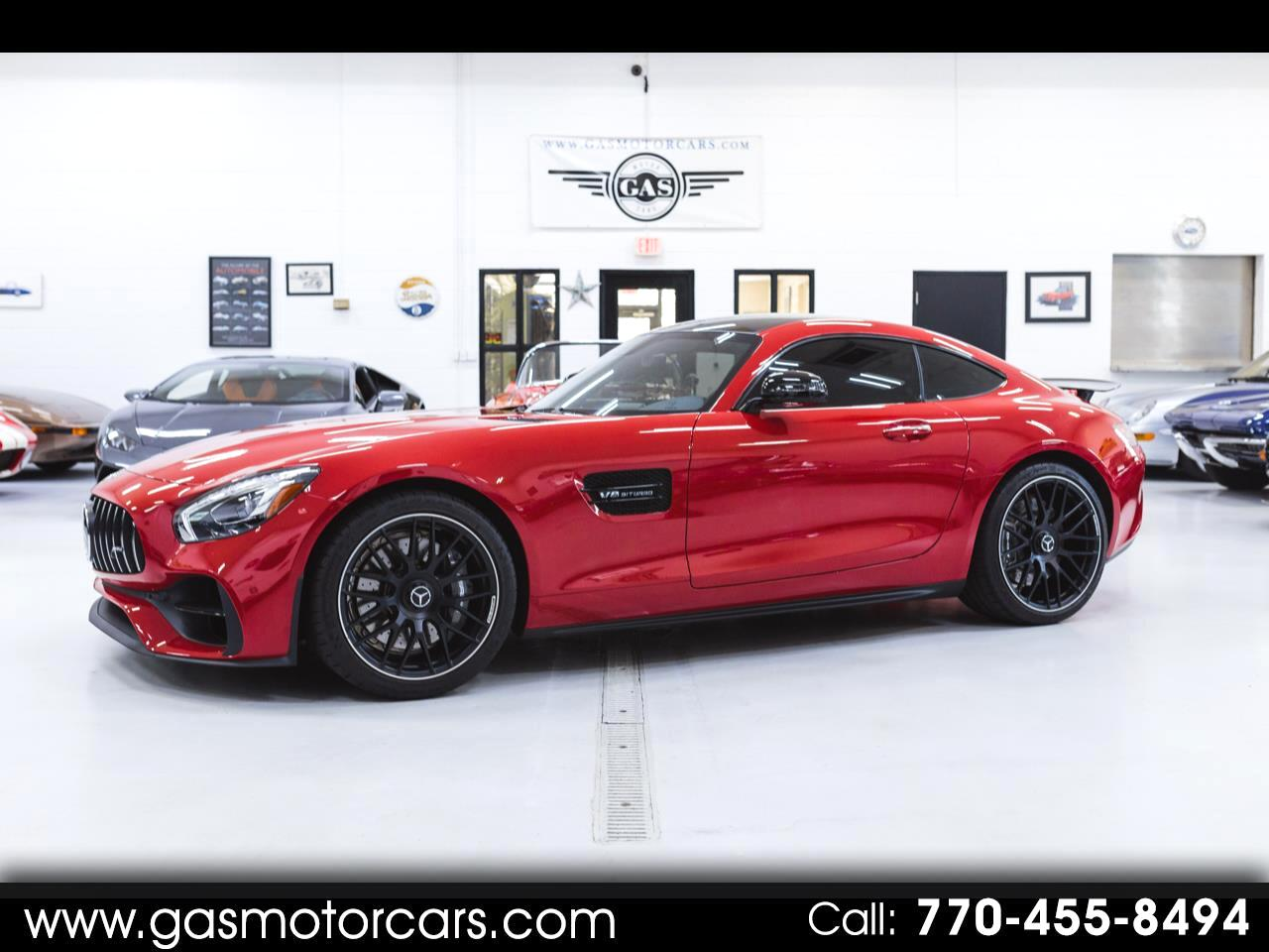2019 Mercedes-Benz AMG GT Base