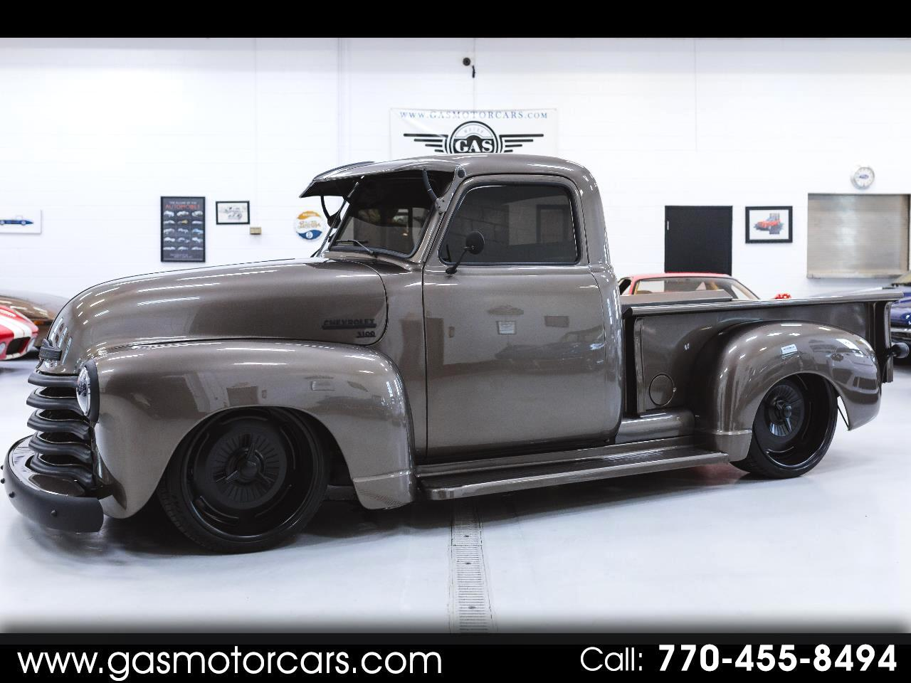 1949 Chevrolet 3100 Truck