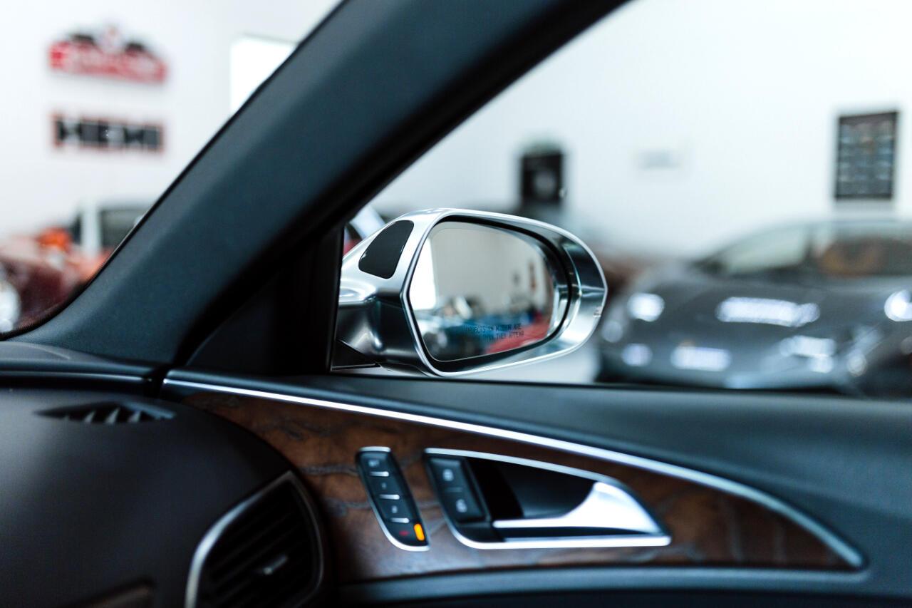 2014 Audi S6 4.0 Prestige Sedan quattro S tronic