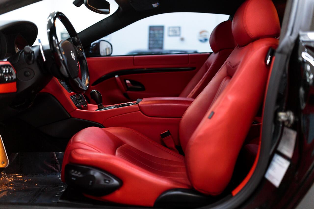 2010 Maserati GranTurismo Coupe