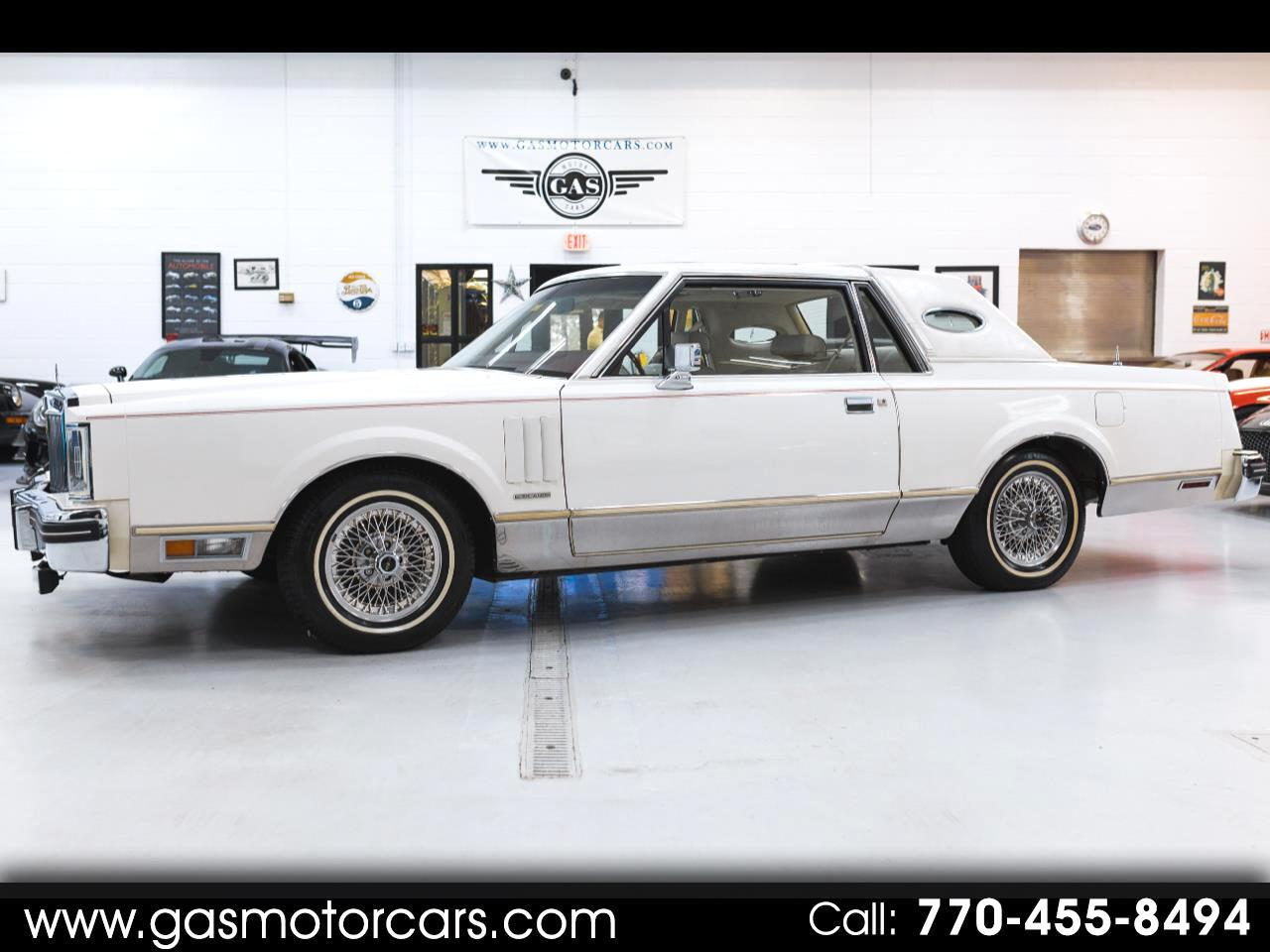 1982 Lincoln Mark VI 2-Door
