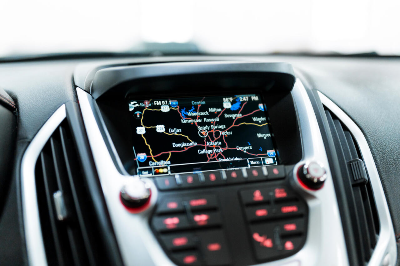 GMC Terrain Denali AWD 2013