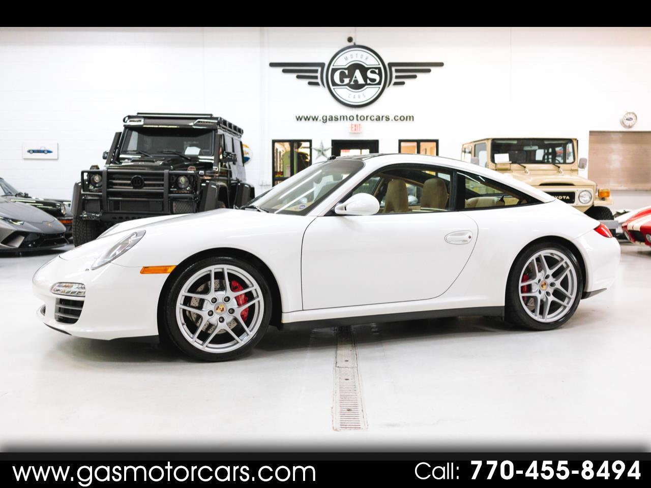 Porsche 911 Targa 4S 2011