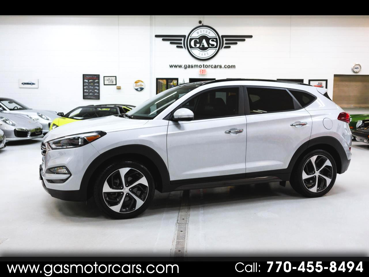 Hyundai Tucson Limited w/Ultimate Package AWD 2016