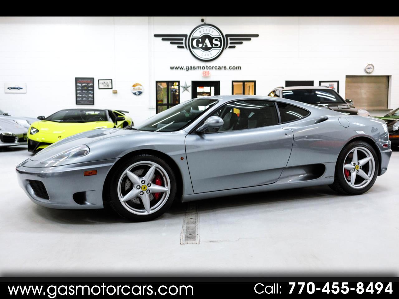 Ferrari 360 Modena Modena 2001