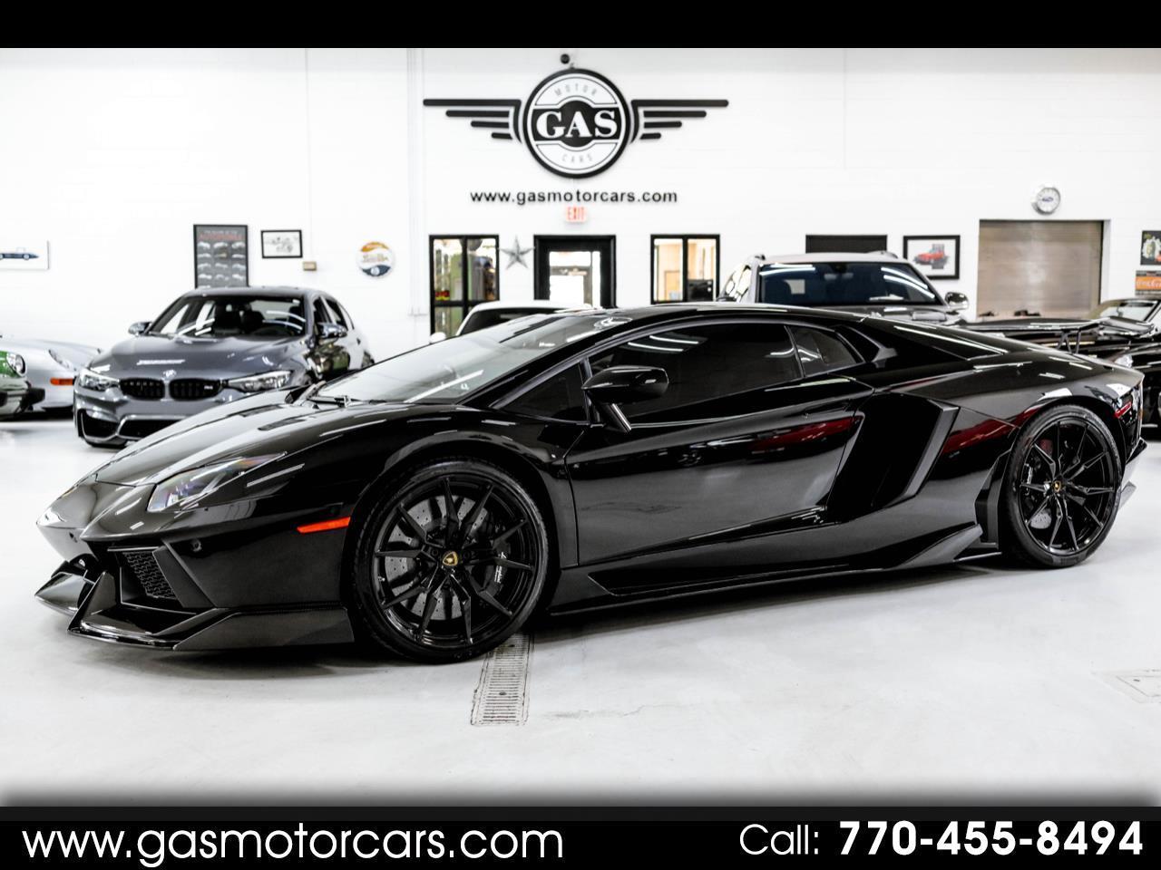 Lamborghini Aventador LP700-4 Coupe 2013