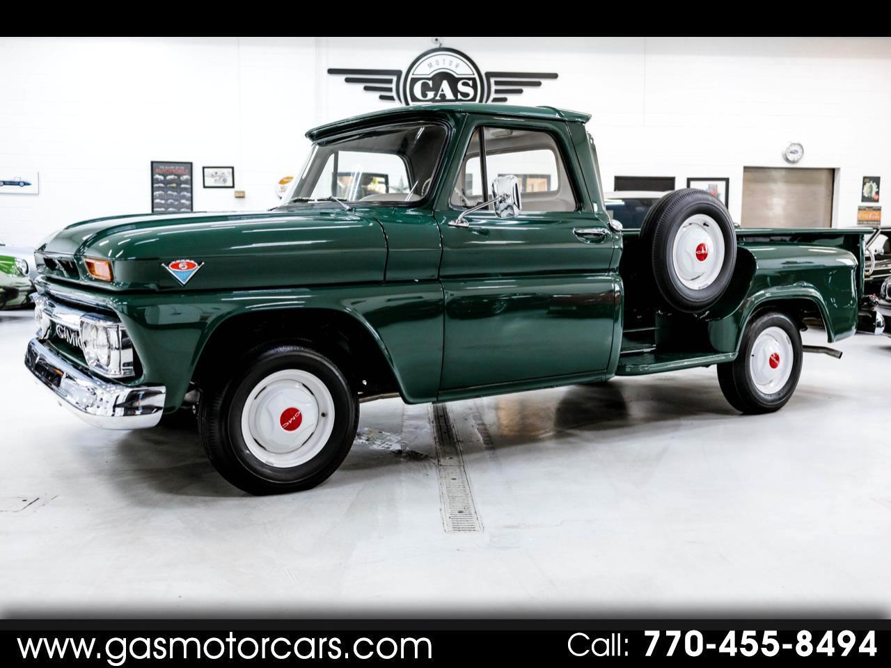 GMC Pickup  1965