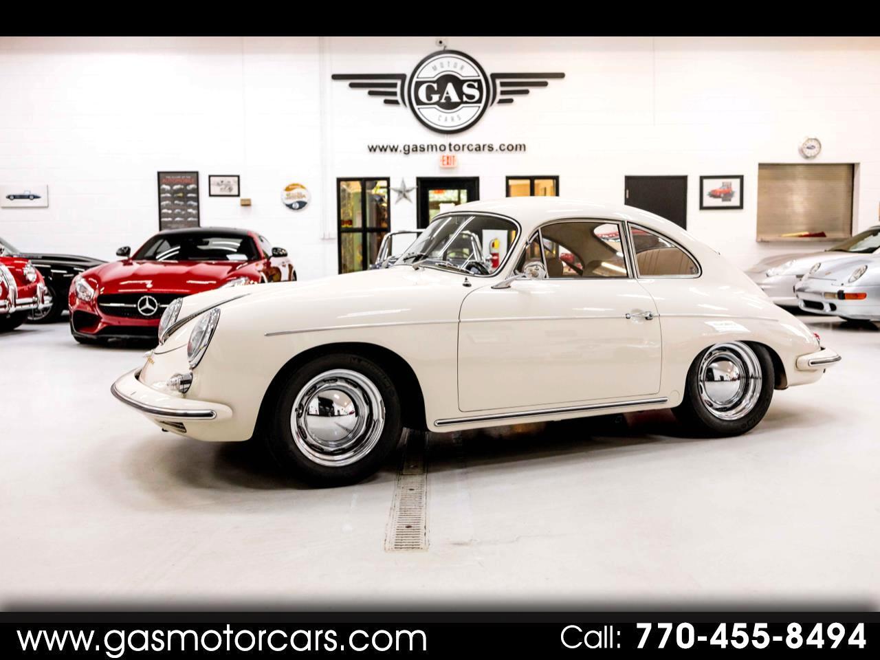 Porsche 356B  1959