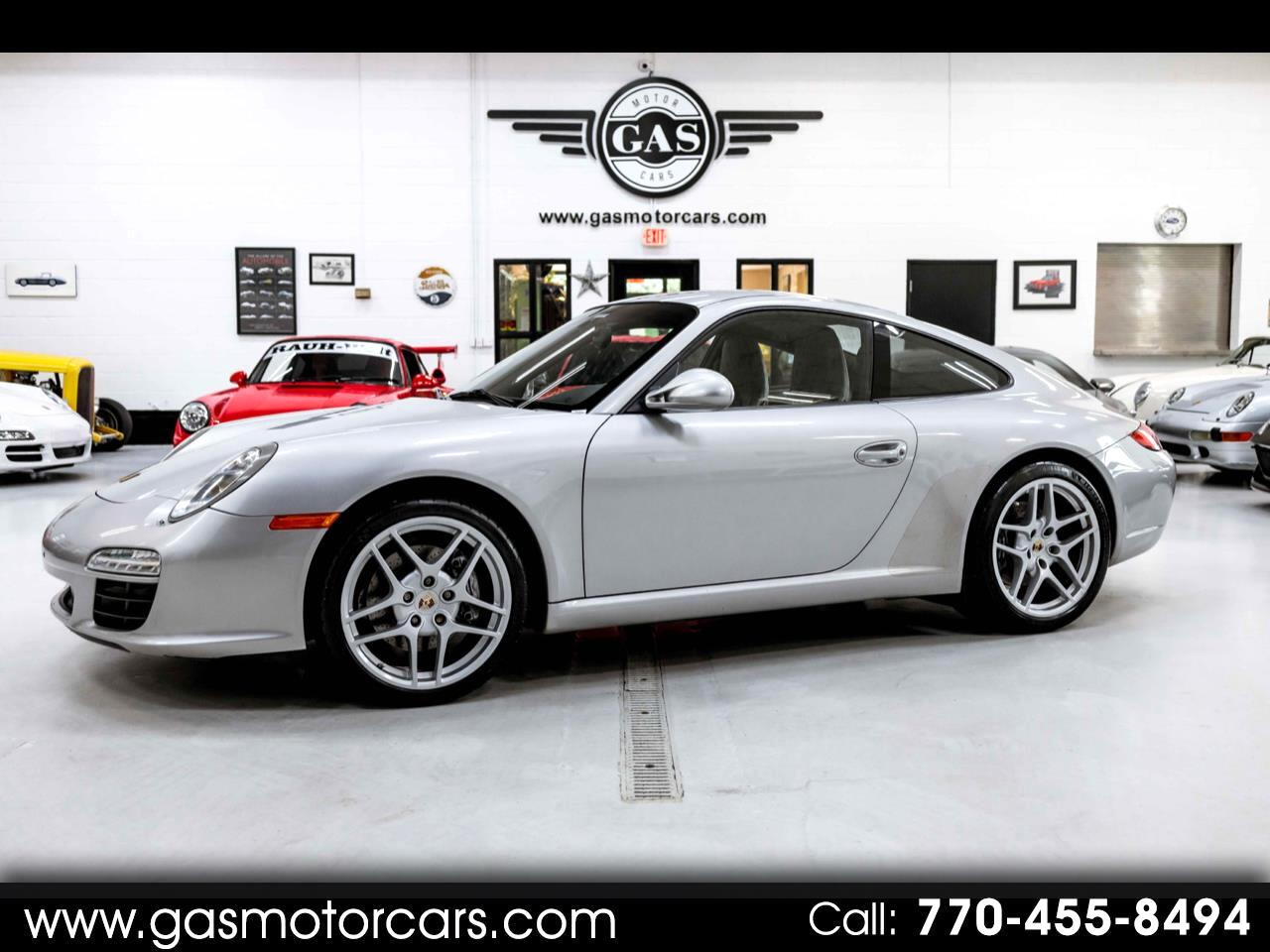Porsche 911 Carrera Coupe 2011