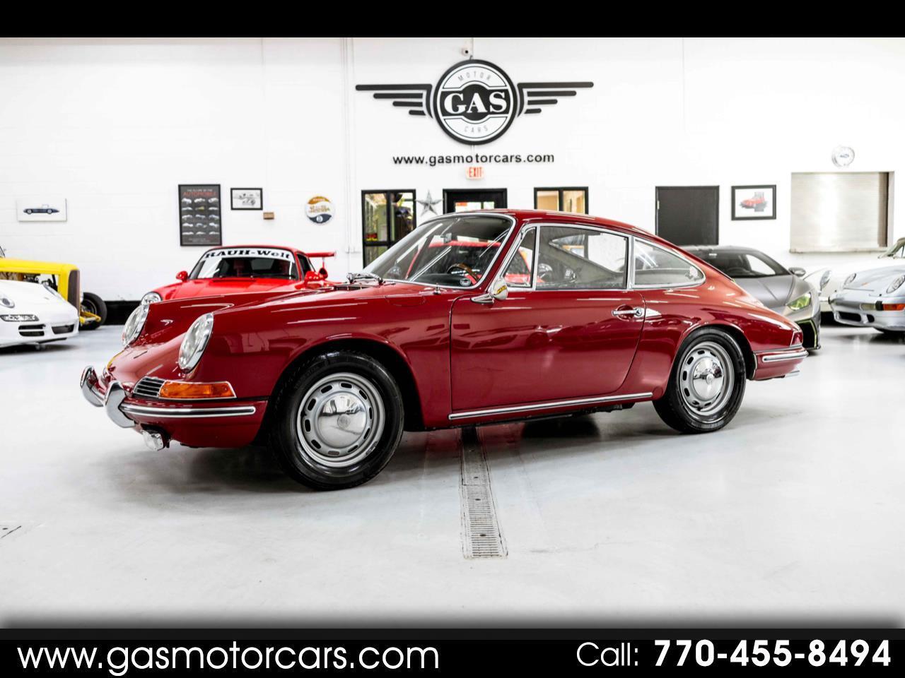 Porsche 912  1966
