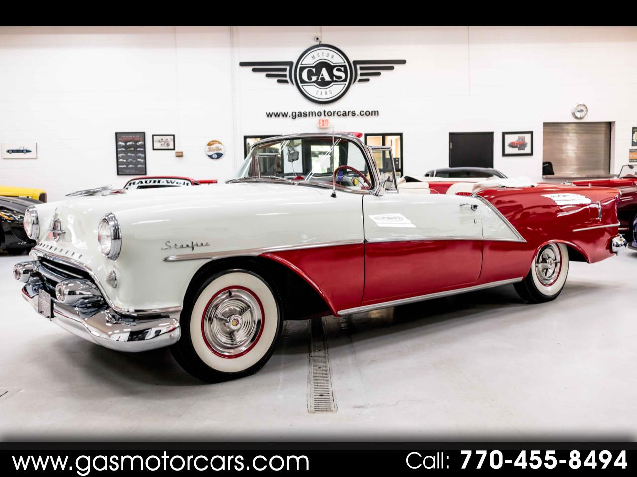 Oldsmobile Ninety Eight  1954