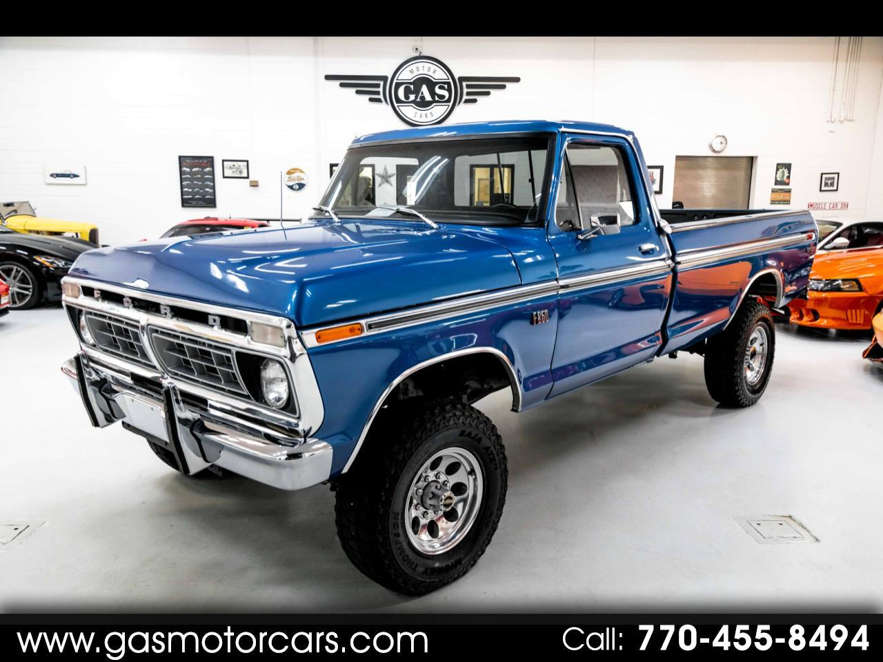 Ford F250  1976